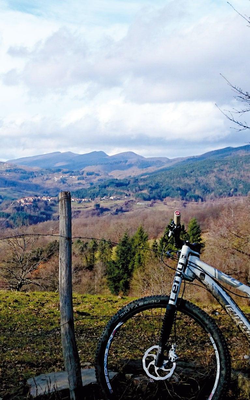 Doccione Di Sotto - Mountainbiken in der Toskana