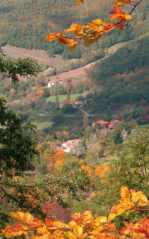 Doccione Di Sotto - Wandern in der Toskana